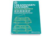 VW Repair Manual (Vanagon Transporter) - Bentley VW8000148