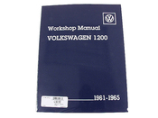 VW Repair Manual (Beetle Karmann Ghia) - Robert Bentley VW8000165