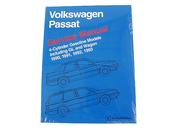 VW Repair Manual (Passat) - Bentley VP93