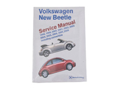 VW Repair Manual (Beetle) - Bentley VW8000408