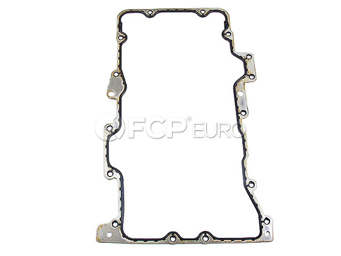 Jaguar Oil Pan Gasket (X-Type S-Type) - Genuine Jaguar XR8027533