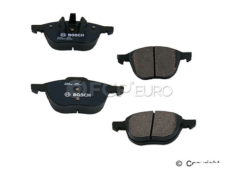 Volvo Brake Pad Set - Bosch 30793618