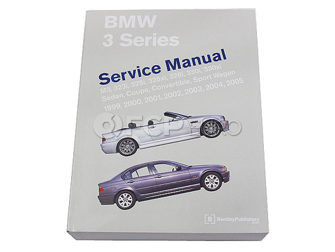 BMW Repair Manual (E46) - Bentley B305