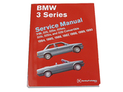 BMW Repair Manual (E30) - Bentley B390