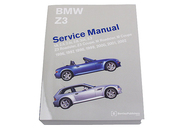 BMW Repair Manual (Z3) - Bentley BZ02