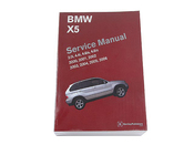 BMW Repair Manual (X5) - Bentley BX56