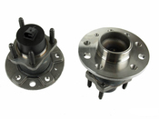 Saab Wheel Hub Assembly Rear (900 9-3 9-5) - SKF BR930227