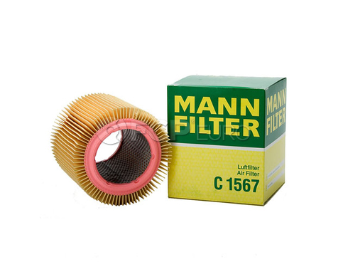 Jaguar Air Filter (XJ6 Vanden Plas) - Mann C1567
