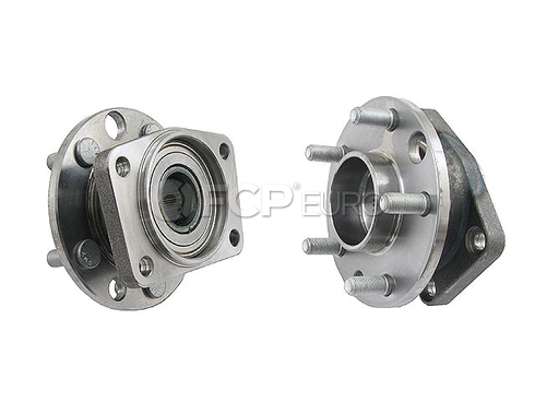 Jaguar Wheel Hub Assembly Rear (X-Type) - SKF C2S003301