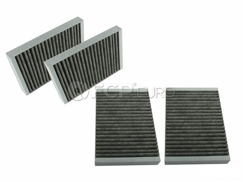 Mercedes Cabin Air Filter - Mann CUK2722-2