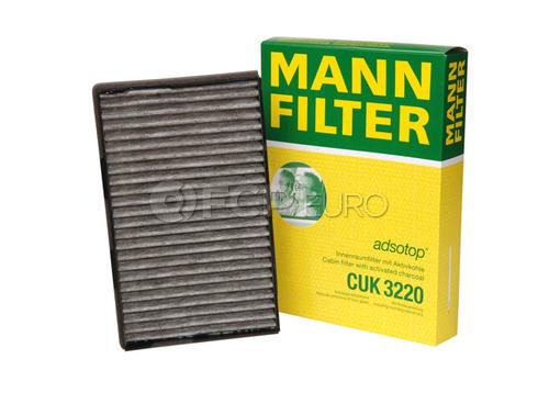 Saab Cabin Air Filter (9-5) - Mann CUK3220