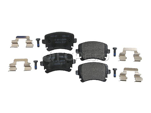 Audi VW Brake Pad Set - Pagid 8K0698451B