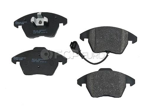 Audi VW Brake Pad Set (Jetta Passat TT GTI) - Meyle Semi Metallic 8J0698151C