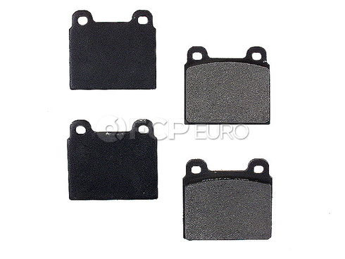 VW Brake Pad Set (Campmobile Transporter) - Meyle Semi Metallic D112SM