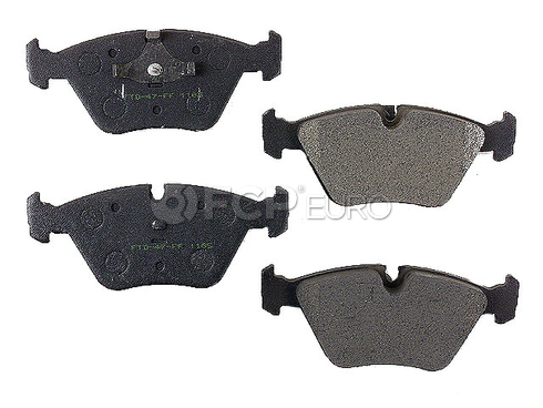 BMW Brake Pad Set - Meyle D1131SM