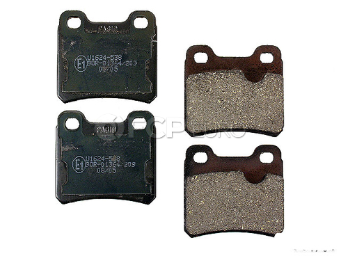 Saab Brake Pad Set (900) - Pagid D1229P