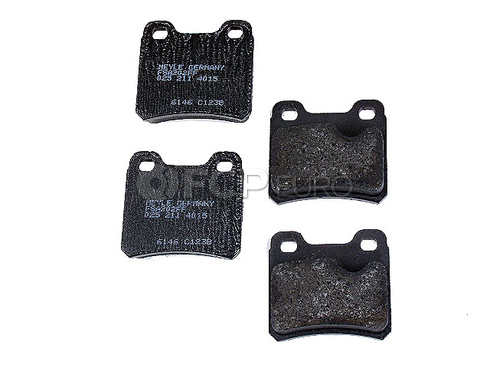 Saab Brake Pad Set (900) - Meyle D1229SM