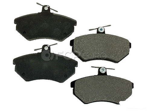 Audi VW Brake Pad Set - Meyle Semi Metallic D1310SM