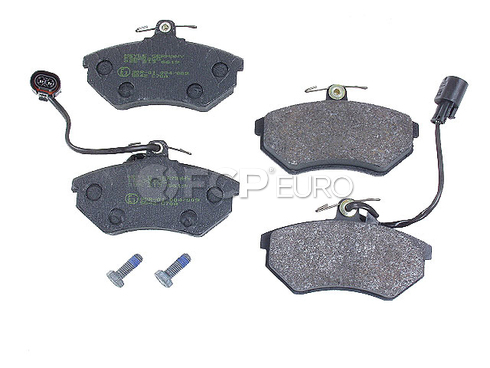 VW Brake Pad Set(Jetta Golf) - Meyle Semi Metallic D1327SM