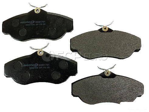 Land Rover Disc Brake Pad Front (Range Rover Discovery) - Mintex D1336MTX