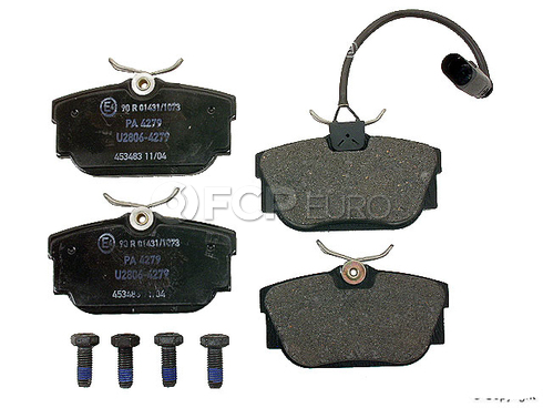 VW Brake Pad Set (EuroVan) - Pagid D1393P