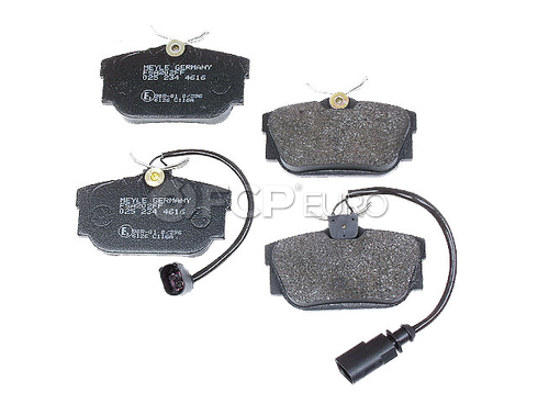 VW Brake Pad Set (EuroVan) - Meyle Semi Metallic D1395SM