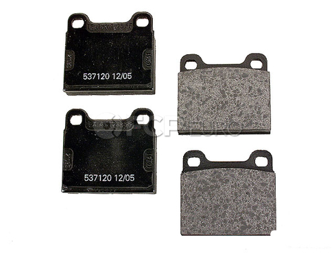 Volvo Brake Pad Set Rear (850 C70 S70 V70) - Textar 30793802