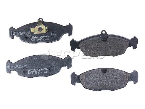 Jaguar Brake Pad Set (XJS XJRS) - Meyle D1556SM