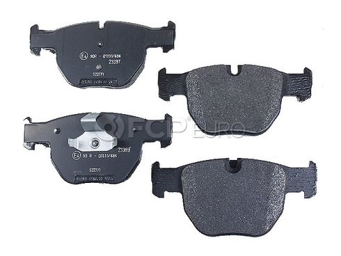 Land Rover Disc Brake Pad Front (Range Rover) - Textar D1621T