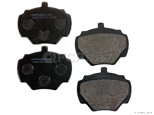 Land Rover Disc Brake Pad Rear (Discovery Defender 90 Range Rover) - Mintex D183MTX