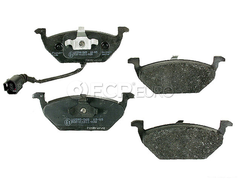 VW Brake Pad Set - Pagid 1J0698151G