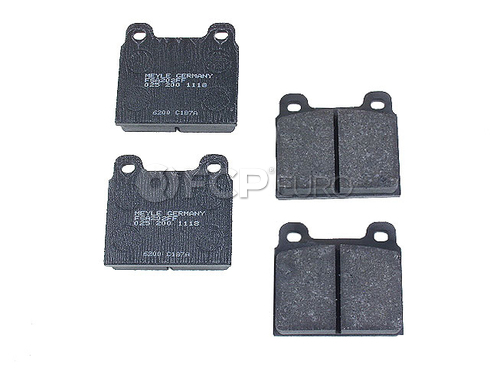 VW Brake Pad Set (Transporter Vanagon Campmobile) - Meyle 52000451503