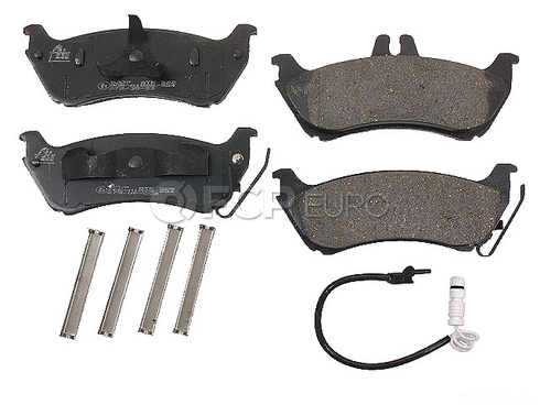 Mercedes Brake Pad Set Rear (ML) - ATE 1634200520