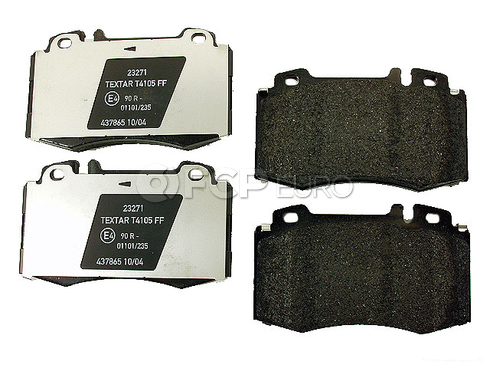 Mercedes Brake Pad Set (SL S-Class) - Textar 1634200820