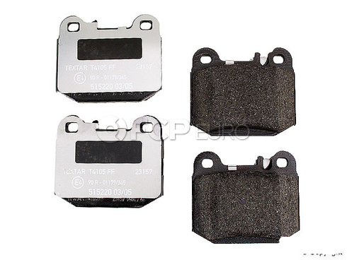Mercedes Brake Pad Set (ML) - Textar 163420092027