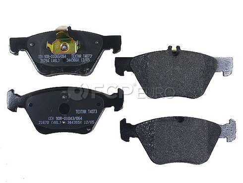 Mercedes Brake Pad Set - Textar 0044200320