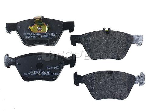 Mercedes Brake Pad Set - Textar 0044200320