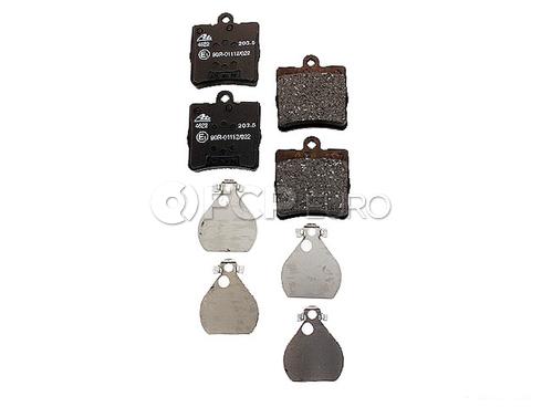 Mercedes Brake Pad Set (E-Class) - ATE 0024207420