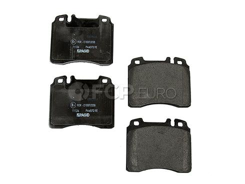 Mercedes Brake Pad Set Front (E-Class) - Pagid 0024201920