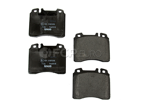 Mercedes Brake Pad Set (E-Class) - Pagid 0024201920