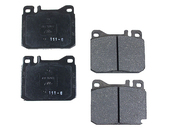 Mercedes Brake Pad Set - ATE 0014207820