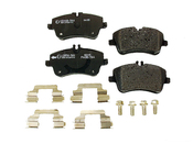 Mercedes Brake Pad Set - Pagid 0034202620