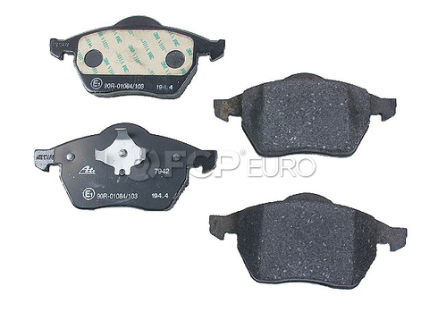 VW Brake Pad Set (Beetle Golf Jetta Passat) - ATE D307A