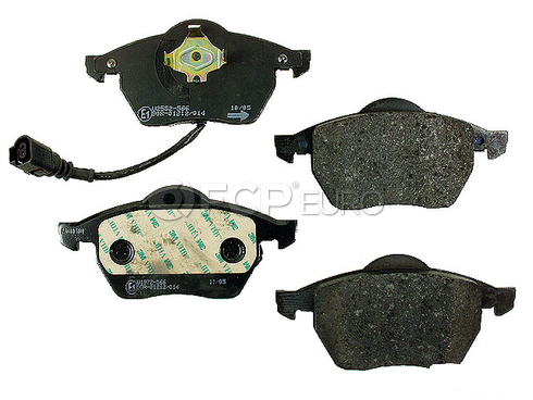 Audi VW Brake Pad Set - Pagid 1J0698151M
