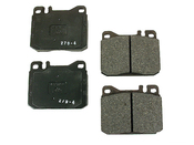 Mercedes Brake Pad Set Set - ATE 001420992005