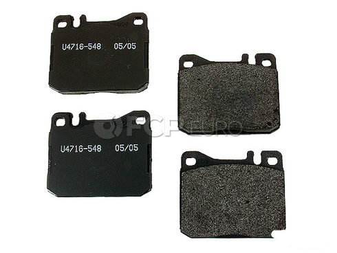 Mercedes Brake Pad Set (450SL) - Pagid 0004205920