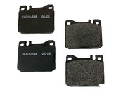 Mercedes Brake Pad Set - Pagid 0004205920