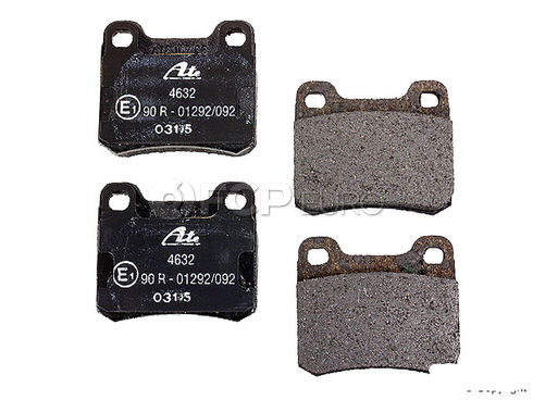 Mercedes Brake Pad Set Rear (190E) - ATE 0004209820
