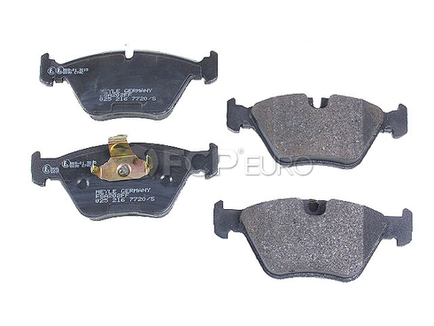 BMW Brake Pad Set (525i 528i) - Meyle D331SM