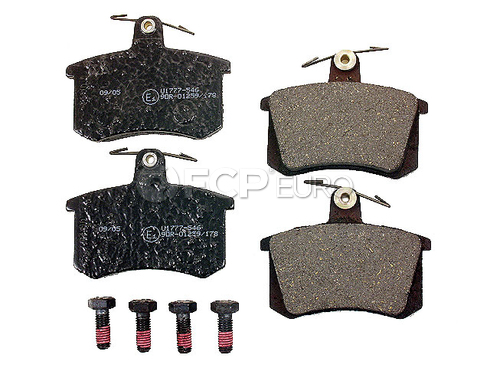 Audi Brake Pad Set - Pagid 4D0698451G